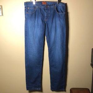Missoni medium wash jeans